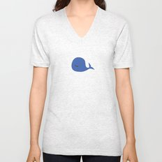 I sea you, Baby (The Essential Patterns of Childhood) Unisex V-Neck