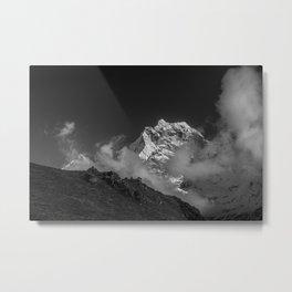 Himalaya mountain Metal Print