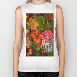Colors of Death Biker Tank