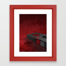 Interview with the Vampire Framed Art Print