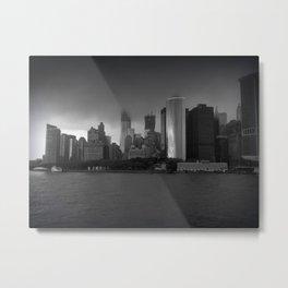 newyork city Metal Print