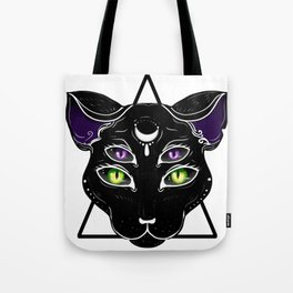 Thanks for joining me in the dark. Tote Bag