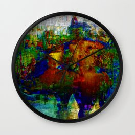 Excess latitude growth attribute tonnage overload. Wall Clock