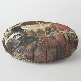 Spirits of our Ancestors Floor Pillow
