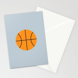 #9 Basketball Stationery Cards