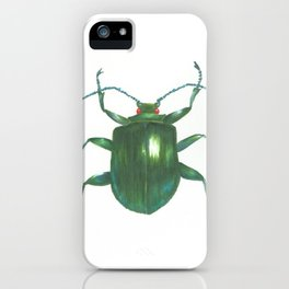 Big Beetle iPhone Case
