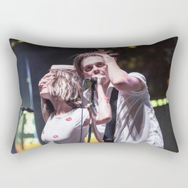 July Talk Rectangular Pillow