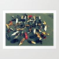 sale Art Prints featuring Sale by Irène Sneddon