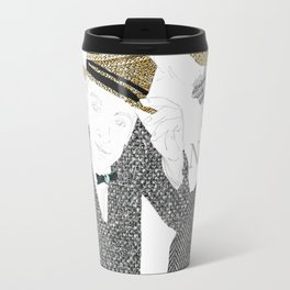 New York, 1922 Travel Mug
