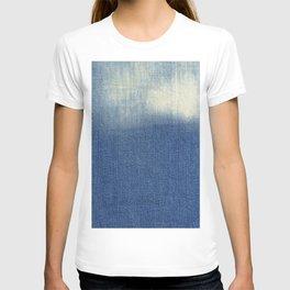 Blue Jean Fabric T-shirt