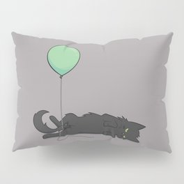I Hate Parties Pillow Sham
