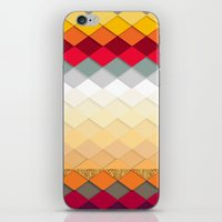 fireworks iPhone & iPod Skins featuring Fireworks by Kakel