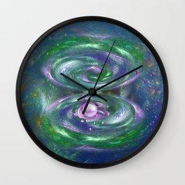 Underwater Magic Wall Clock