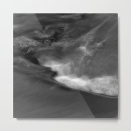 Water current Metal Print