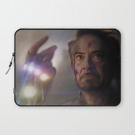 I Am Iron Man Laptop Sleeve
