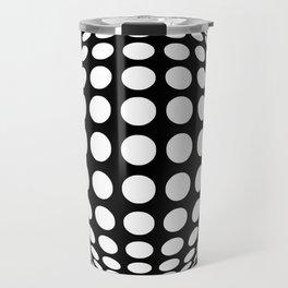 Polka Shere Travel Mug