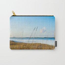 Golden Sea Oats Carry-All Pouch