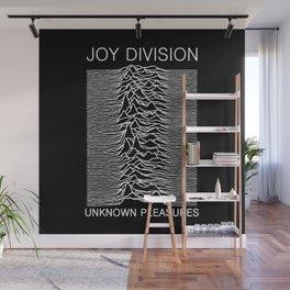 Joy Division Wall Mural