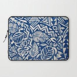 Hawaiian tribal pattern Laptop Sleeve