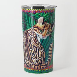 ocelot 1 Travel Mug