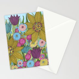 Garden of Miracles Stationery Cards
