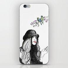 Die Pause iPhone & iPod Skin