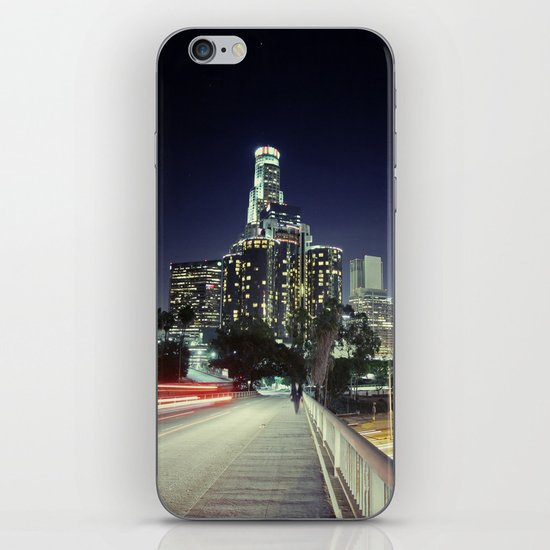 Black River, Your City Lights Shine iPhone & iPod Skin