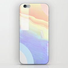 Shore Synth #1 iPhone & iPod Skin
