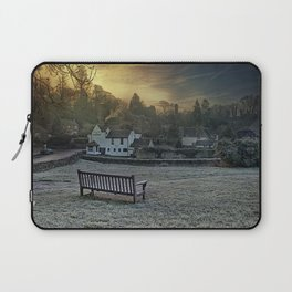 Loose Hill And Chequers Laptop Sleeve