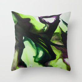 Intrepid Souls Throw Pillow