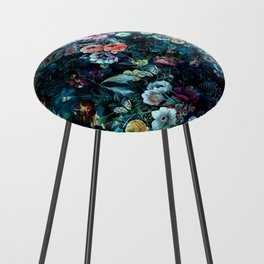 Night Garden Counter Stool