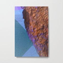 two sides (2) Metal Print