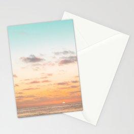 California Sunset Season Stationery Cards