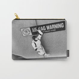 Hang In There Luke Carry-All Pouch