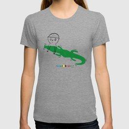Crocodile Float T-shirt
