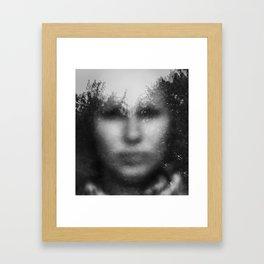 Twisted Mind Framed Art Print