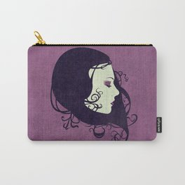Violet Paragon   Poison Carry-All Pouch
