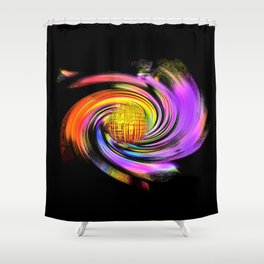 Abstract Perfection 26 Shower Curtain