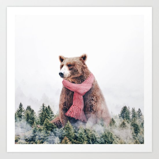 Cold Bear by heyluisa