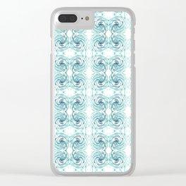 fluid Clear iPhone Case