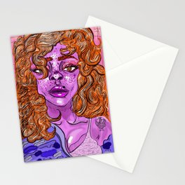 Sza Immortalised Stationery Cards