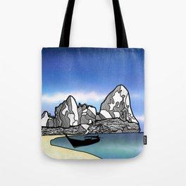 Tropical Beach Thailand Tote Bag