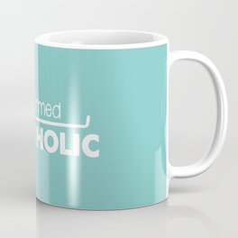 Confirmed Feltaholic - White Coffee Mug