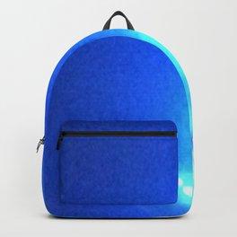 Abstracte Light Art in the Dark Version 40 Backpack