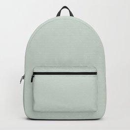 milky green Backpack