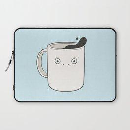 whoa, coffee! Laptop Sleeve