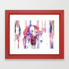 Would be.  Framed Art Print