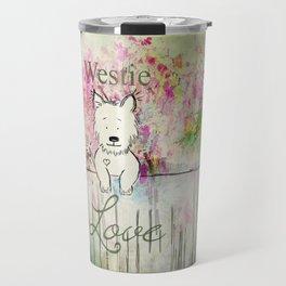 Westie Love ~ West Highland Terrier Travel Mug