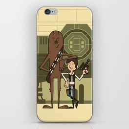 EP4 : Han & Chewie iPhone Skin