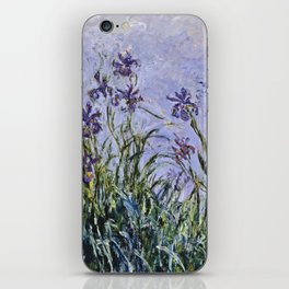 Claude Monet - Iris Jaune iPhone Skin